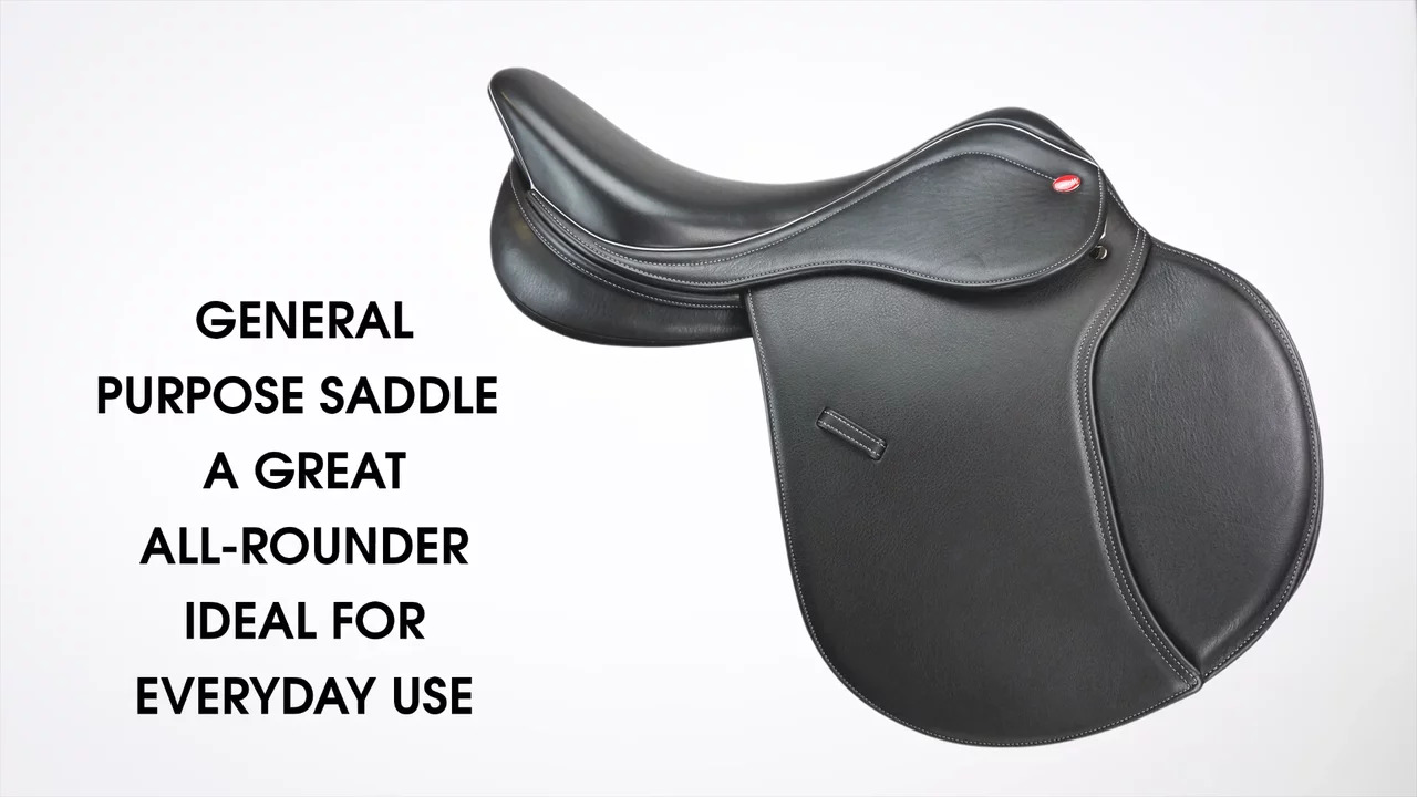 Bedale GP Jump Saddle